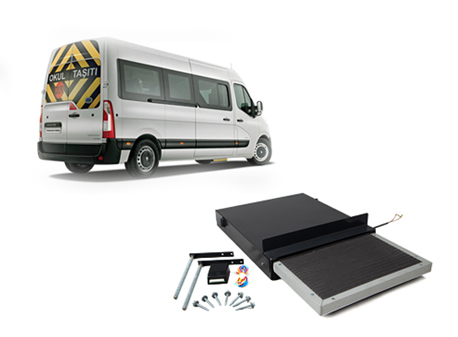 Automatic Step Sliding Systems