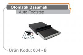 Otomatik Kayar Basamak 004-B